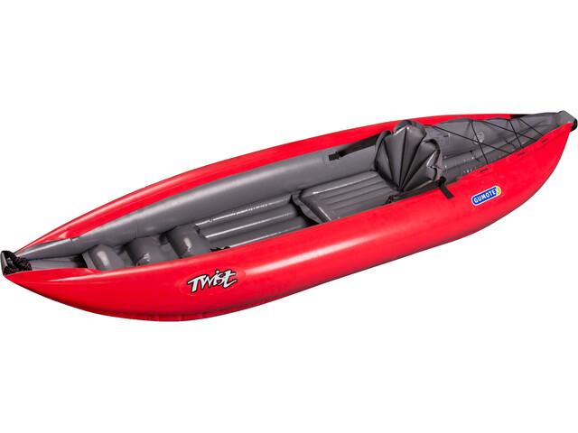 GUMOTEX TWIST 1 Kayak red/grey